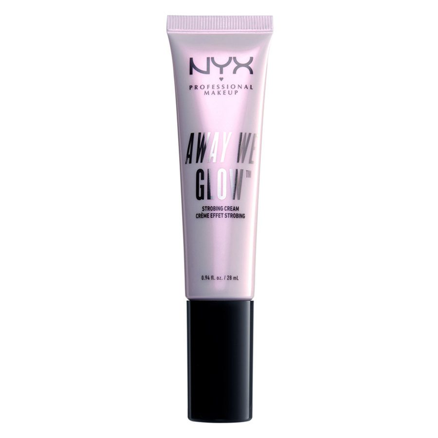 NYX Professional Makeup Away We Glow Strobing Cream, Shade 02 (28 ml)