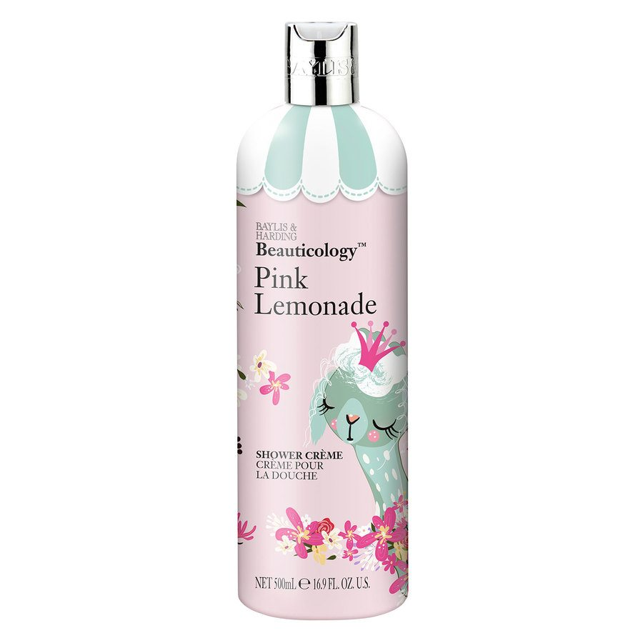 Baylis & Harding Beauticology Lama Pink Lemonade Shower Cream (500 ml)
