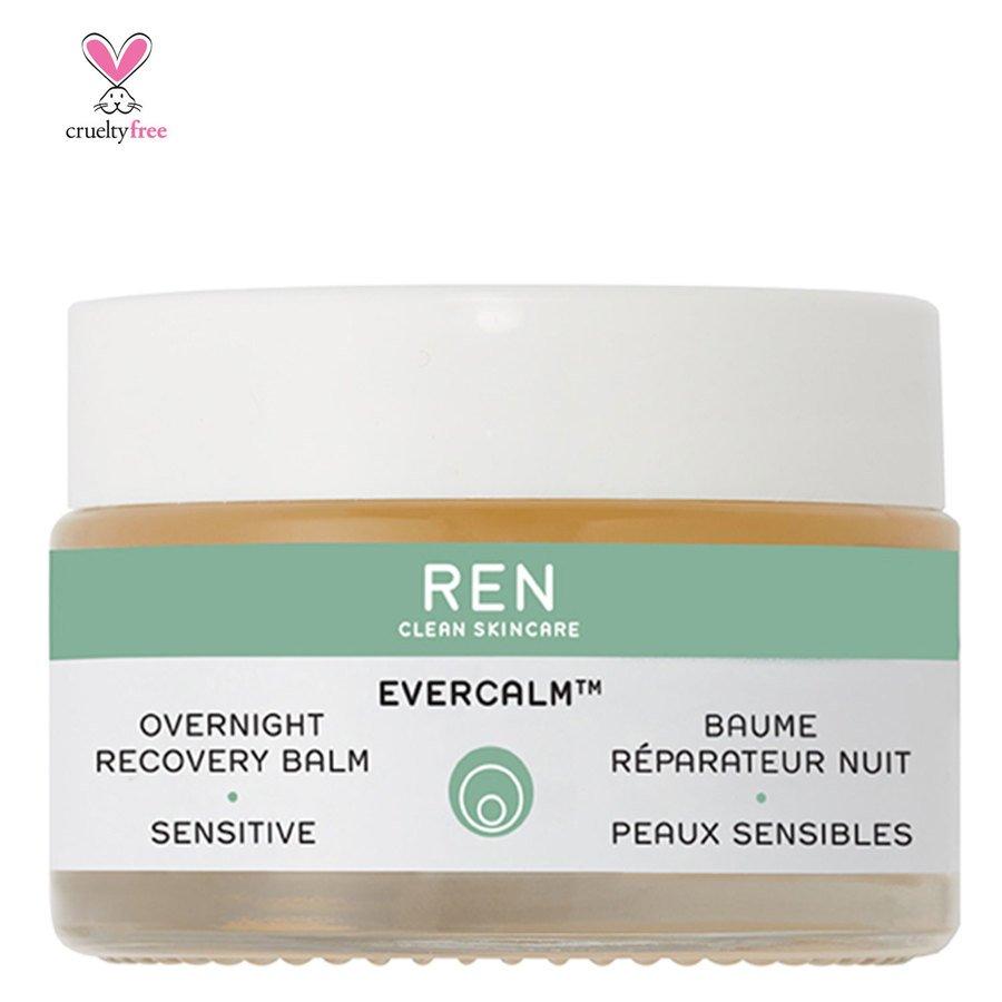 REN Clean Skincare Evercalm Overnight Recovery Balm (30ml)