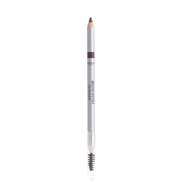 L'Oréal Paris Brow Artist Eyebrow Pencil Augenbrauenstift, Deep Brown 303
