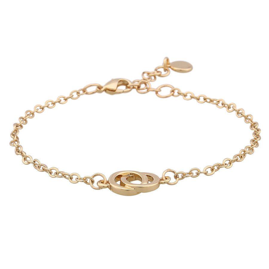 Snö Of Sweden Francis Chain Bracelet, Plain (16-17 cm)
