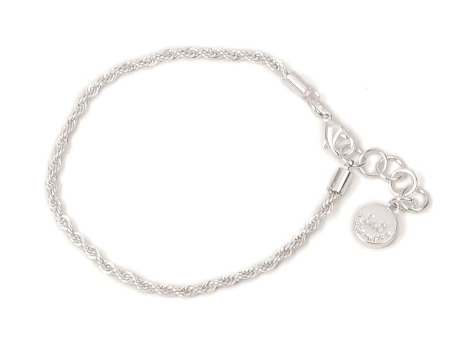 Snö Of Sweden Hege Single Bracelet, Silver