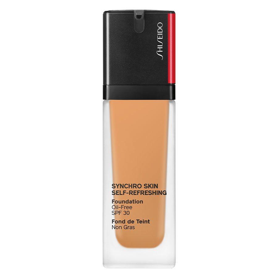 Shiseido Synchro Skin Self Refreshing Foundation, #410 Sunstone (30 ml)
