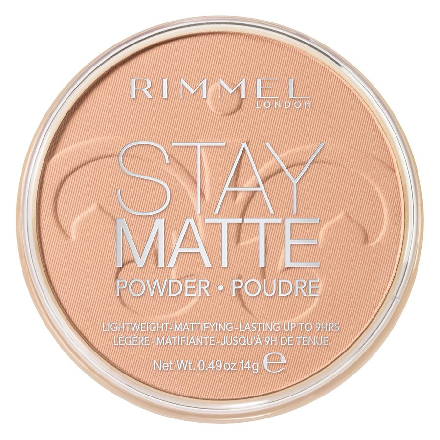 Rimmel Stay Matte Pressed Face Powder, Mohair 007 (14 g)