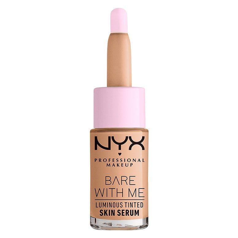 NYX Professional Makeup Bare With Me Luminous Skin Serum, Light Medium 12,6ml