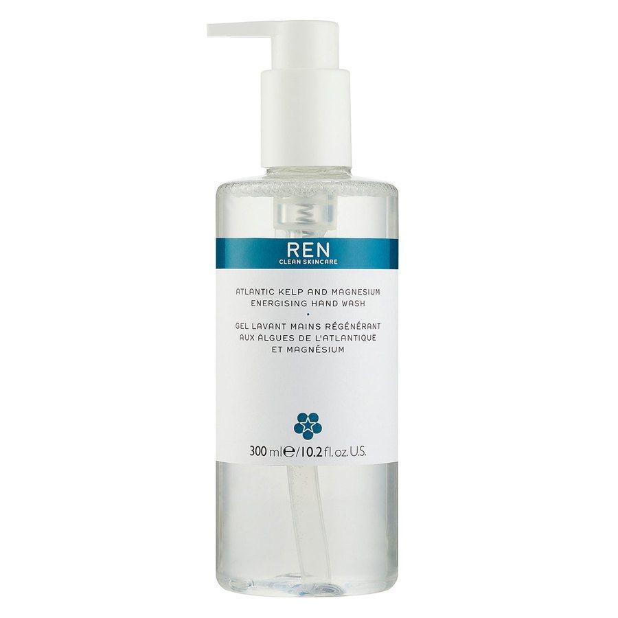 REN Clean Skincare Atlantic Kelp And Magnesium Energising Hand Wash (300 ml)