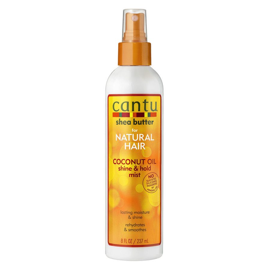 Cantu Shea Butter For Natural Hair Coconut Oil Shine & Hold Mist (237 ml)