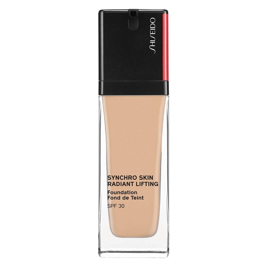 Shiseido Synchro Skin Radiant Lifting Foundation SPF30, 260 Cashmere 30 ml