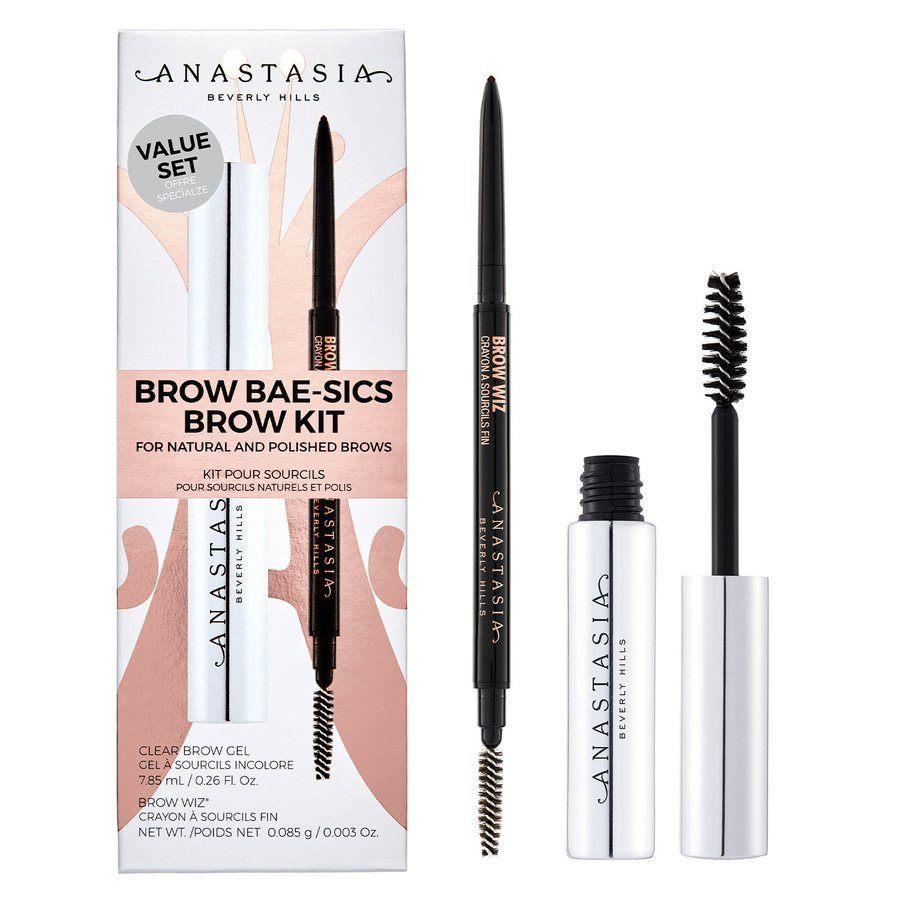 Anastasia Beverly Hills Brow Bae-Sics Brow Kit, Dark Brown