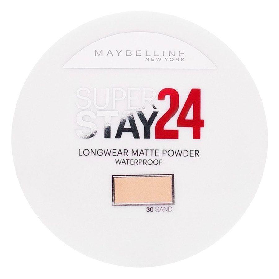 Maybelline Superstay 24h Longwear Matte Powder Waterproof, Sand 030