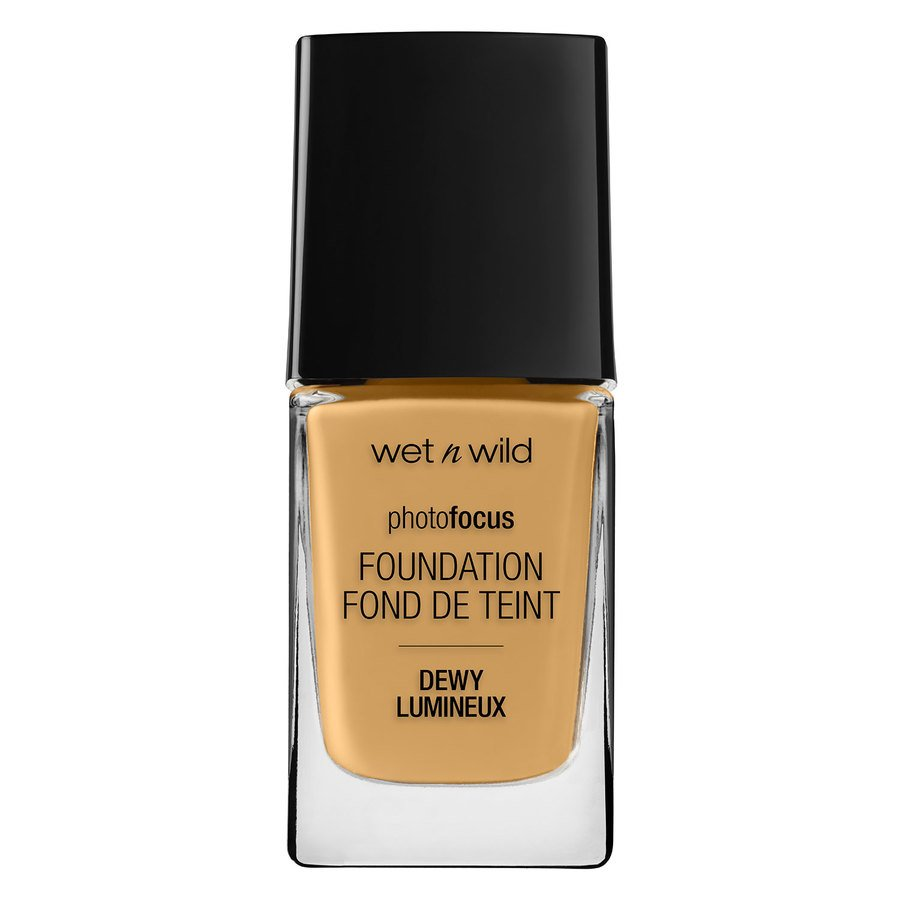 Wet'n Wild Photo Focus Dewy Foundation Golden Beige 28 ml