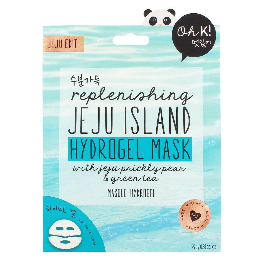 Oh K! Jeju Island Hydrogel Mask (25 g)