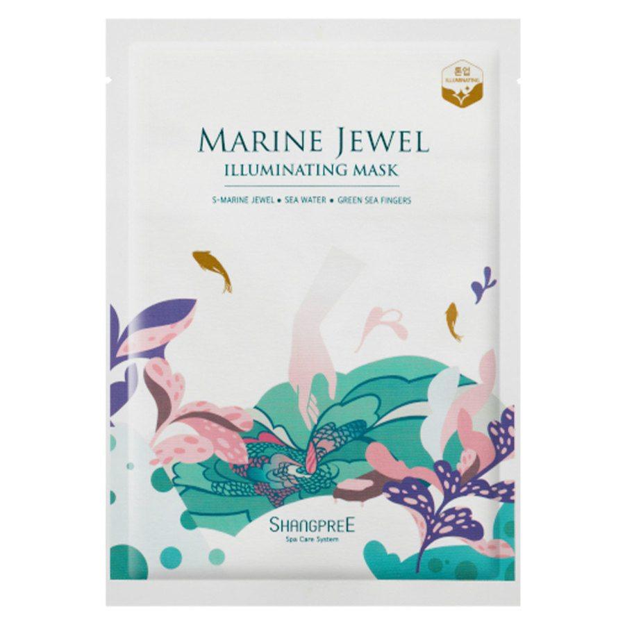 Shangpree Marine Jewel Illuminating Mask (30ml)