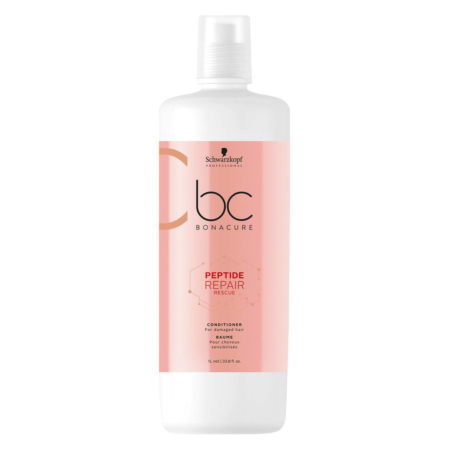 Schwarzkopf BC Peptide Repair Rescue Conditioner (1000 ml)