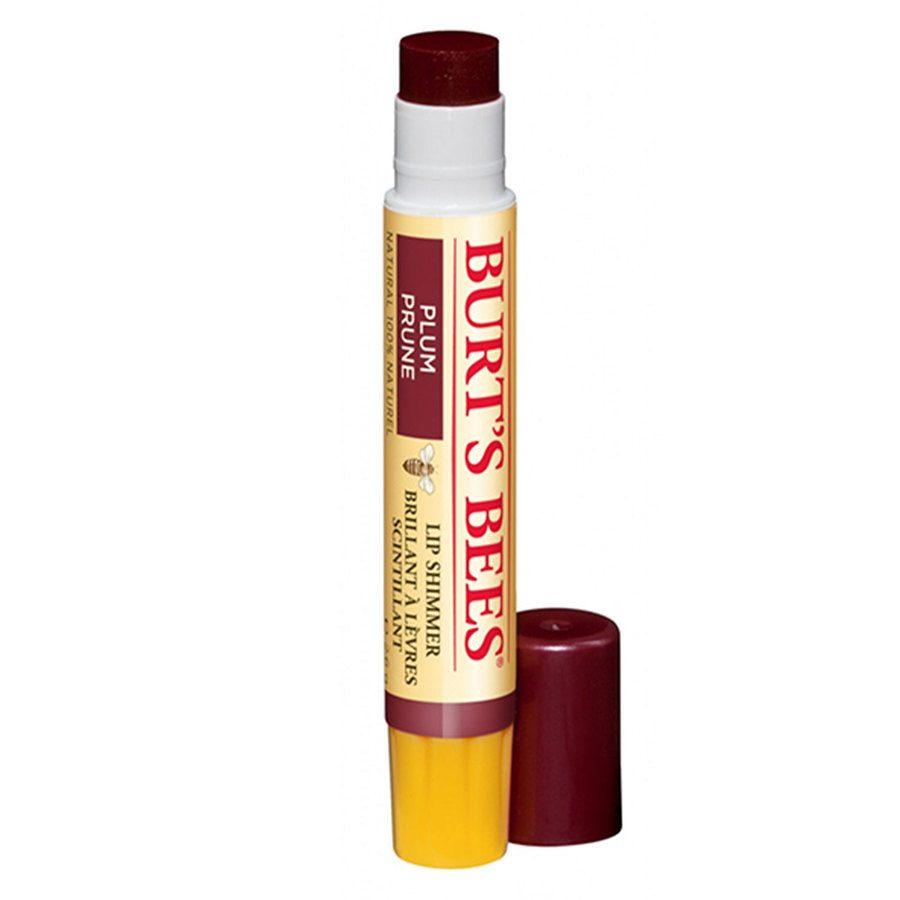Burt's Bees Lip Shimmer, Plum (2,6 g)