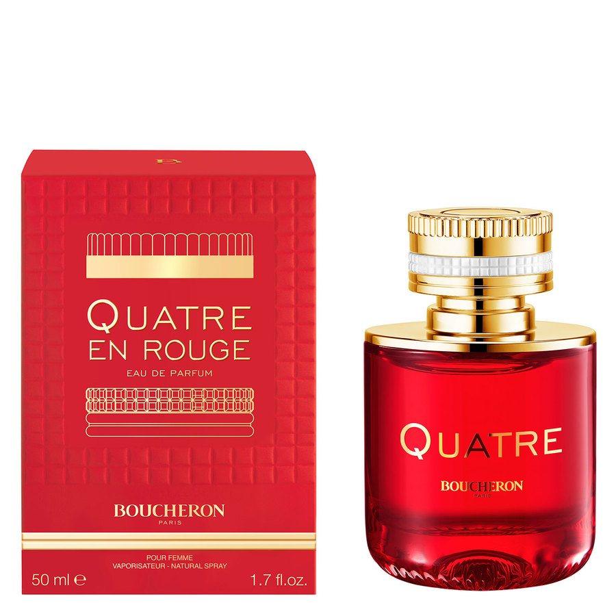 Boucheron Quatre En Rouge Eau De Toilette (50 ml)