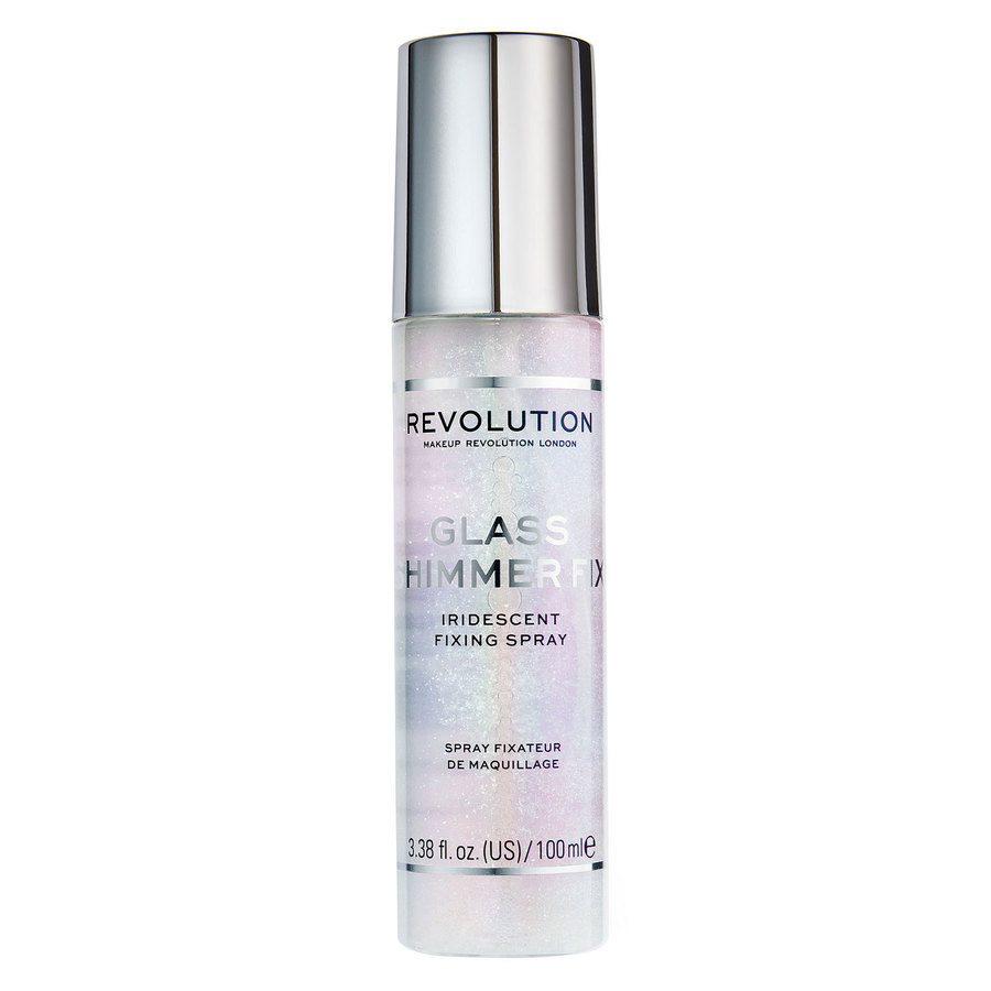 Makeup Revolution Glass Shimmer Fixing Spray (100 ml)