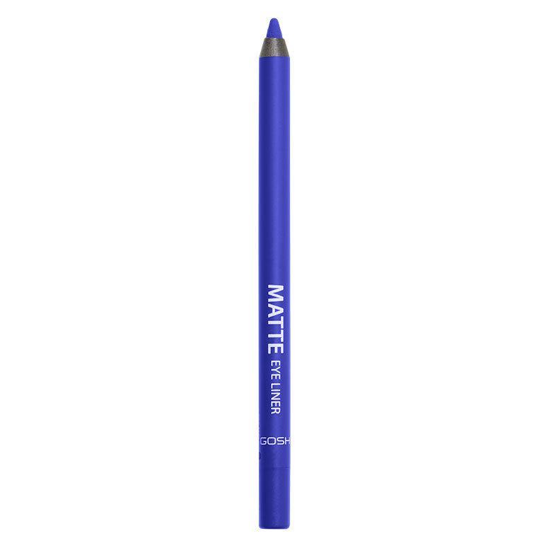GOSH Matte Eye Liner, 008 Crazy Blue 1,2 g