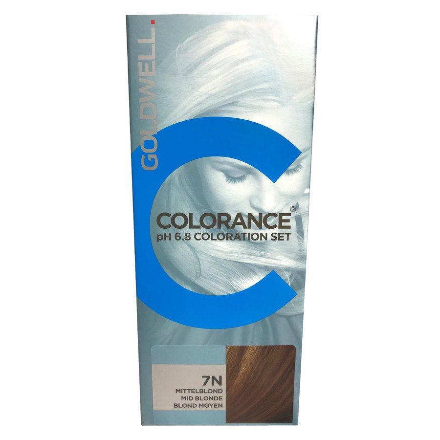 Goldwell Colorance pH 6.8 Coloration Set, 5B Brazil (90 ml)