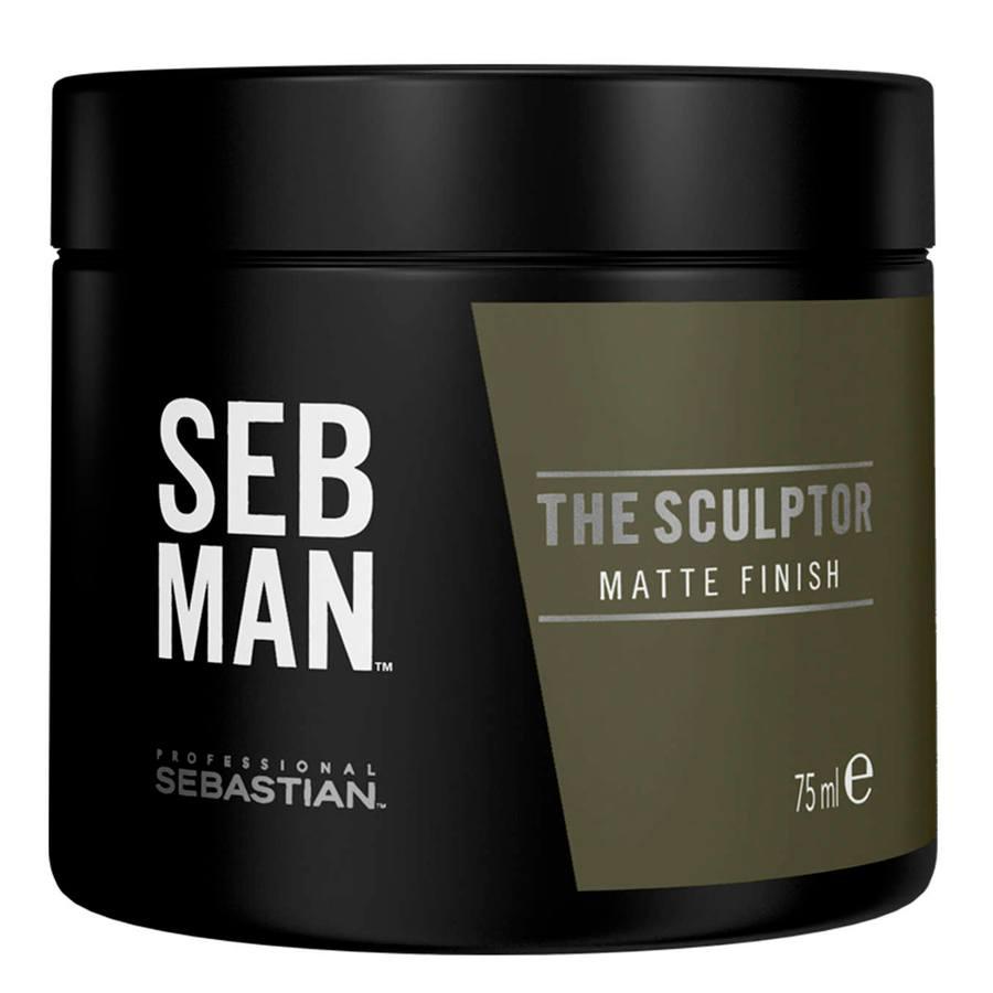 Seb Man The Sculptor Matte Finish Clay 75ml
