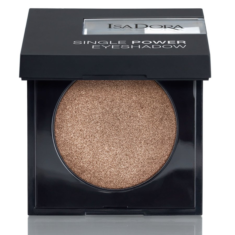 IsaDora Single Power Eyeshadow, 08 Golden Glow 2,2 g