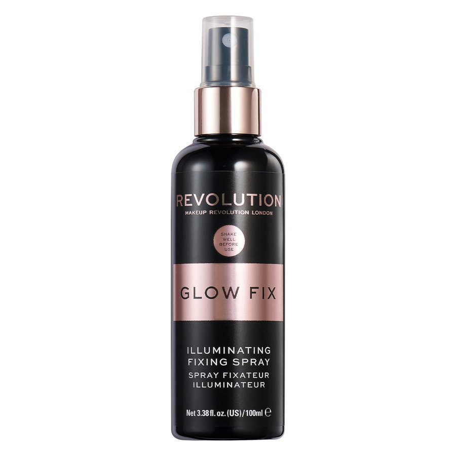 Makeup Revolution Illuminating Fixing Spray 100ml