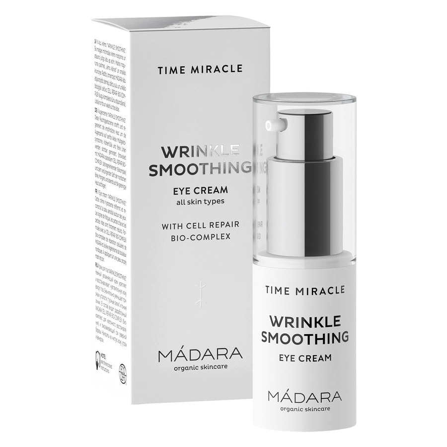 Mádara Wrinkle Smoothing Eye Cream 15ml