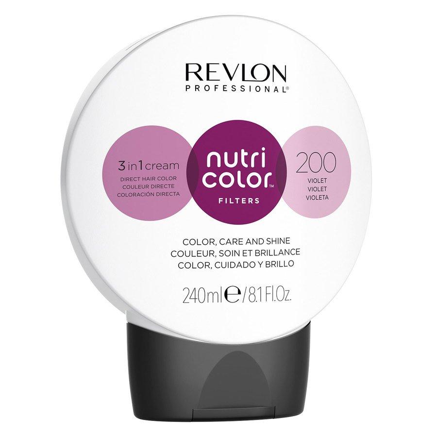 Revlon Professional Nutri Color Filters, 200 240 ml