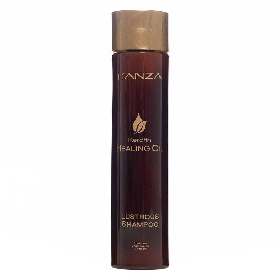 Lanza Keratin Healing Oil Shampoo (300 ml)