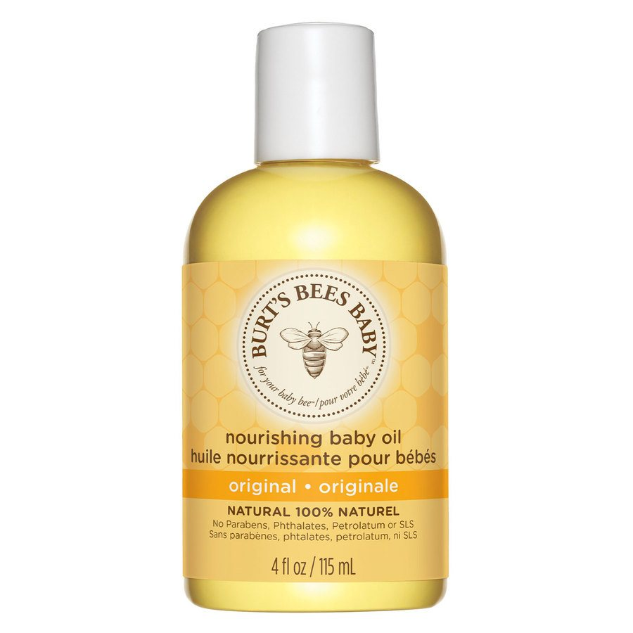 Burt's Bees Baby Bee Nourishing Baby Oil (115 ml)