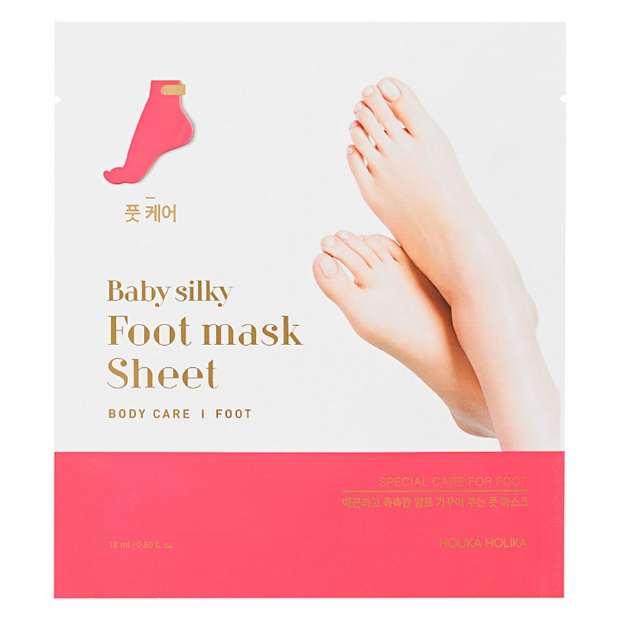 Holika Holika Baby Silky Foot Mask Sheet 18ml