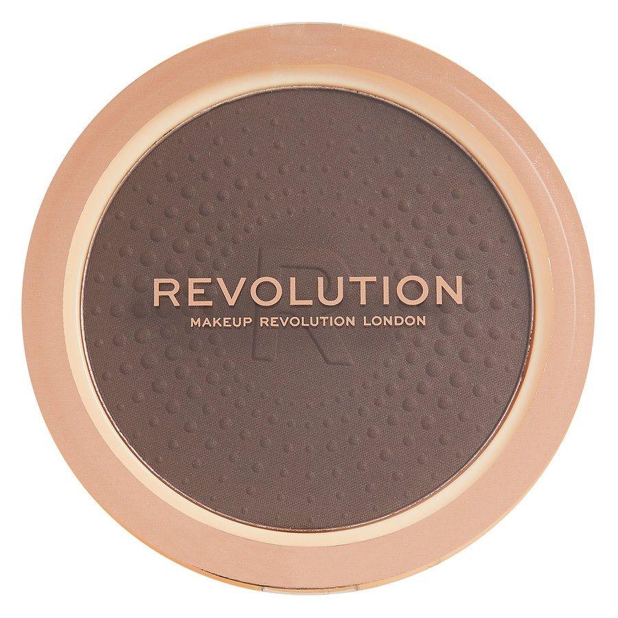 Makeup Revolution Mega Bronzer, 06 Deep Dark (15 g)
