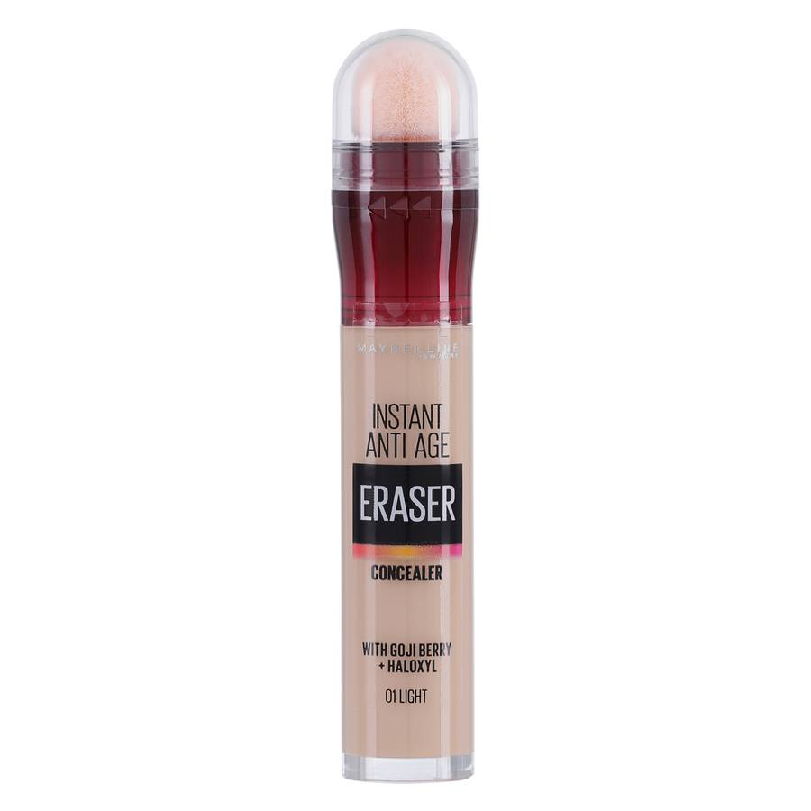 Maybelline Instant Eraser Concealer, 01 Light (6,8 ml)