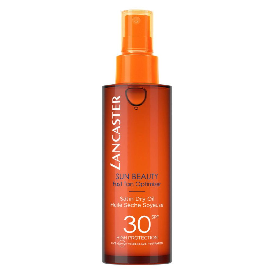 Lancaster Fast Tan Satin Sheen Oil SPF30