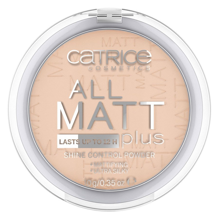 Catrice All Matt Plus Shine Control Powder, 025 Sand Beige 10 g