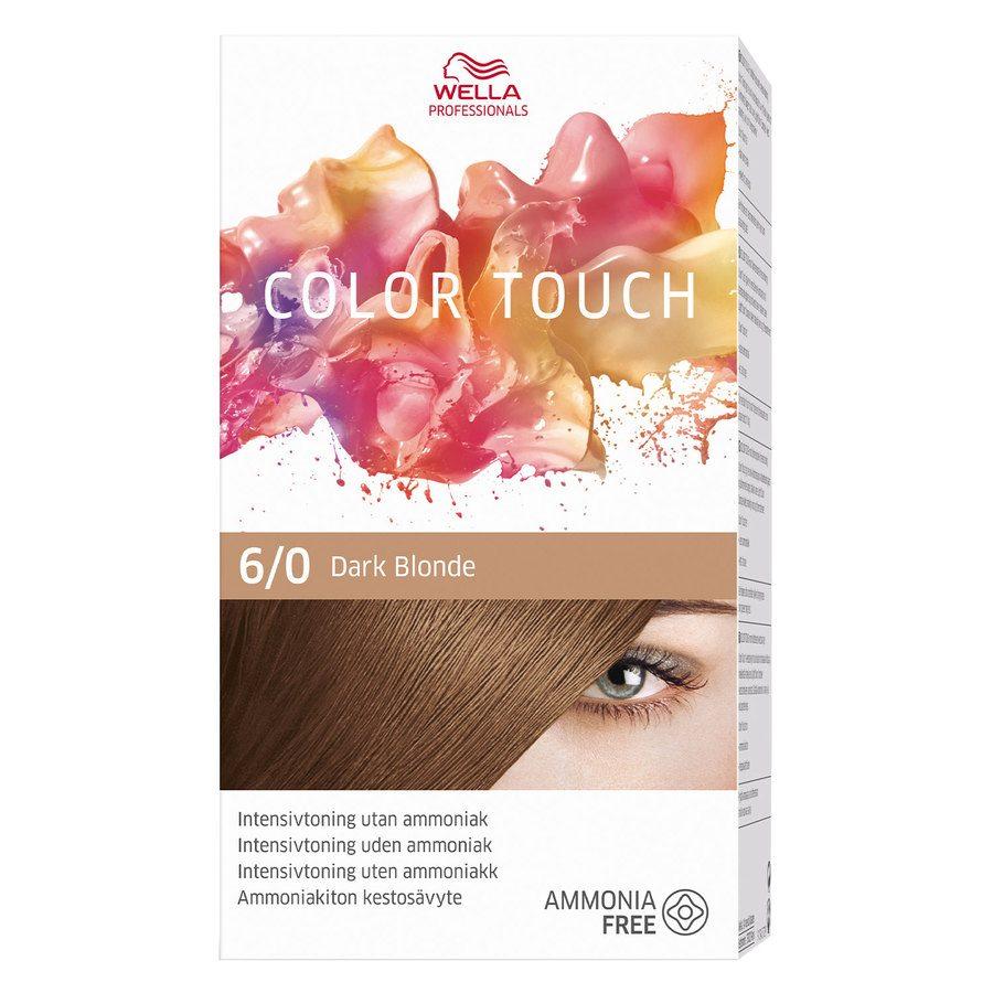 Wella Professionals Color Touch (100 ml), 6/0 Pure Naturals