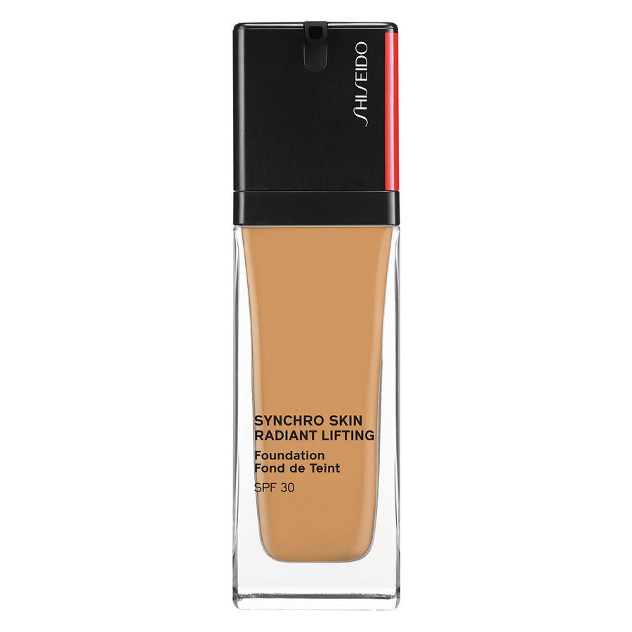 Shiseido Synchro Skin Radiant Lifting Foundation SPF30, 360 Citrine 30 ml