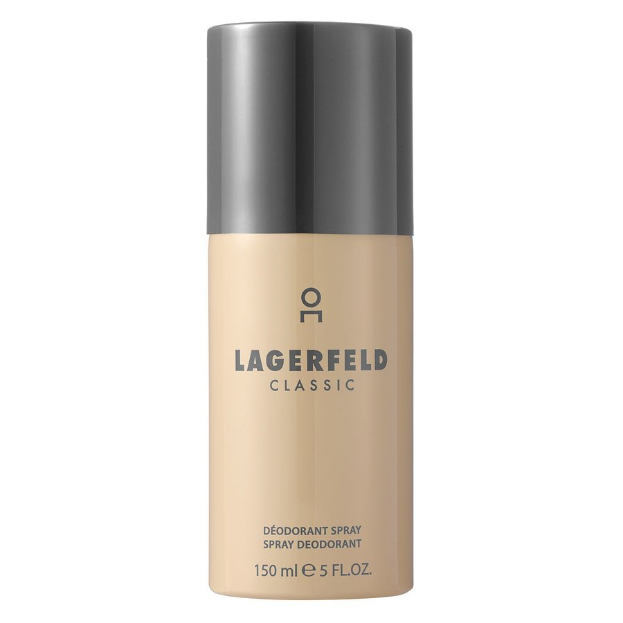 Karl Lagerfeld Classic For Men Deodorant Spray (150 ml)