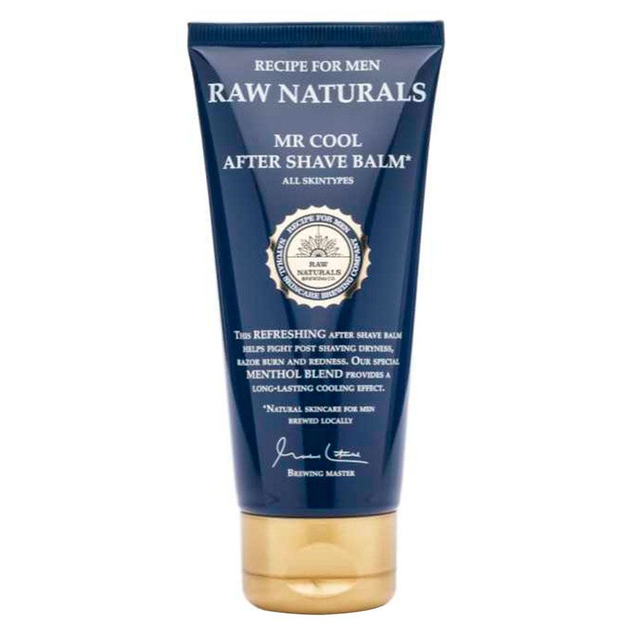 Raw Naturals Mr Cool After Shave Balm (100 ml)