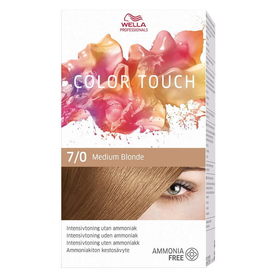 Wella Professionals Color Touch (100 ml), 7/0 Pure Naturals