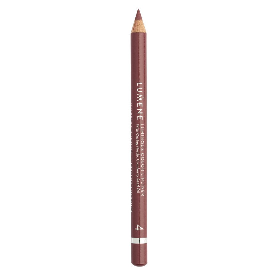 Lumene Luminous Color Lipliner, 4 Heather 1,1 g
