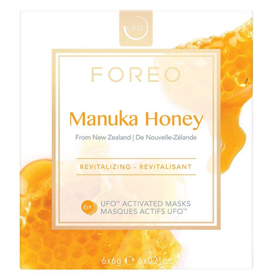 Foreo UFO Mask Manuka Honey 6 x 6 g