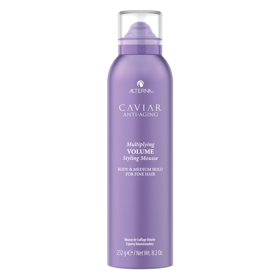 Alterna Caviar Anti-Aging Multiplying Volume Styling Mousse (232 g)