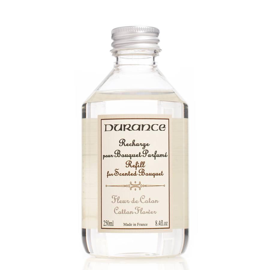 Durance Home Perfume Refill, Cotton Flower (250ml)