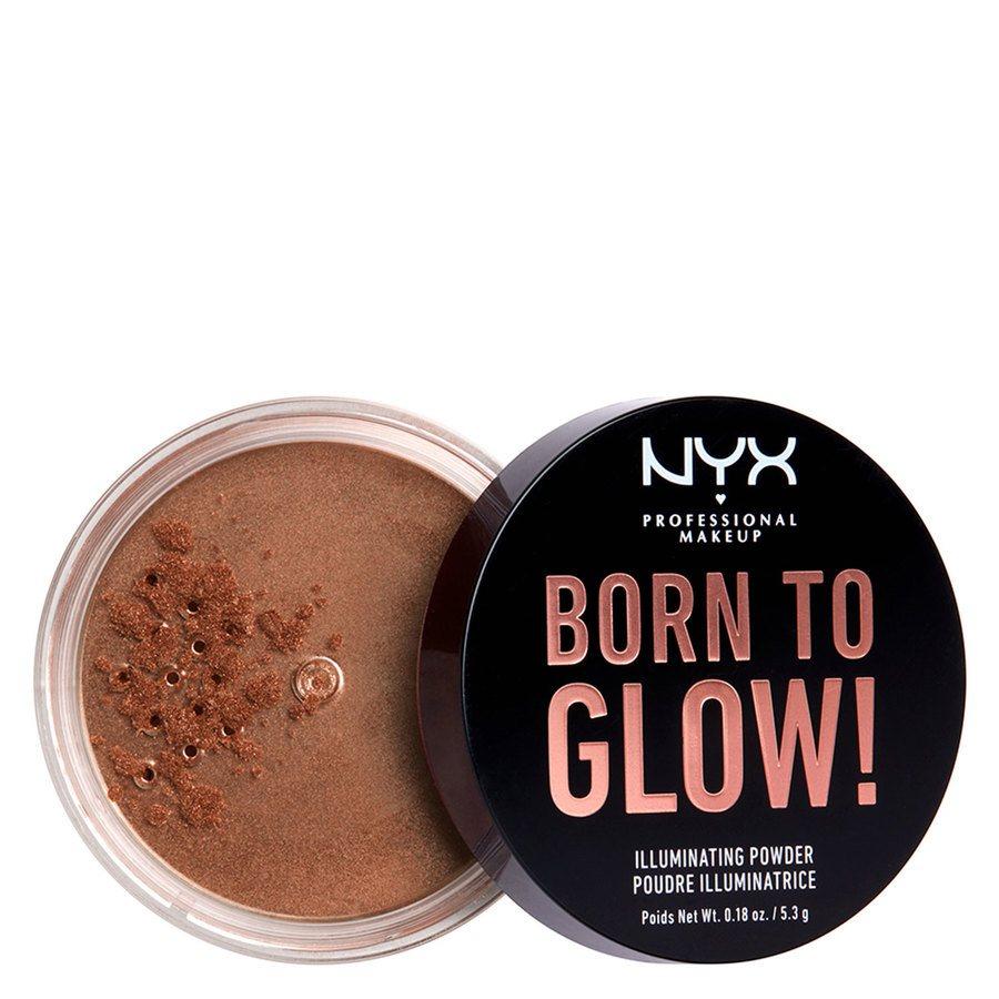 NYX Professional Makeup Born To Glow Illuminating Powder Desert Night (5,3 g)