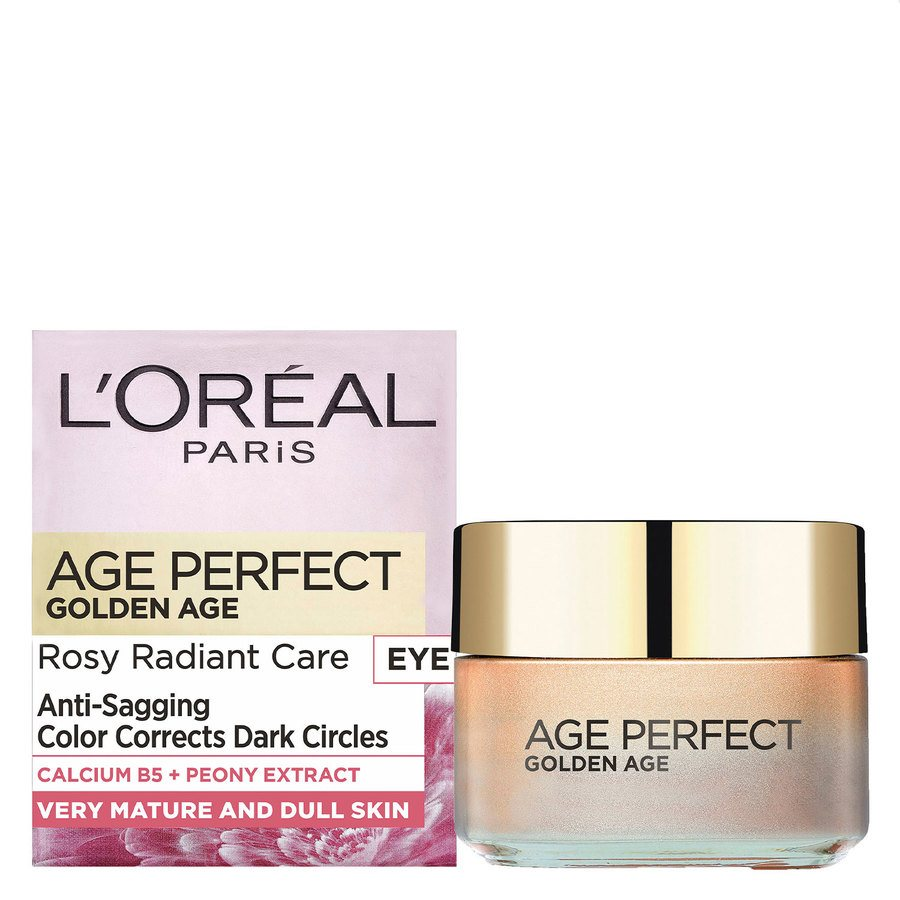 L'Oréal Paris Age Perfect Golden Age Rosy Eye Cream (15 ml)