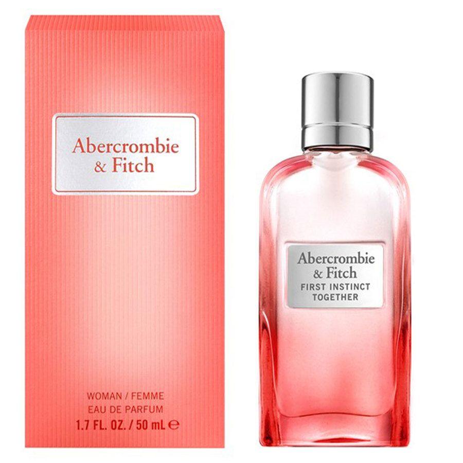 Abercrombie & Fitch First Instinct Together Woman Eau De Parfum (50ml)