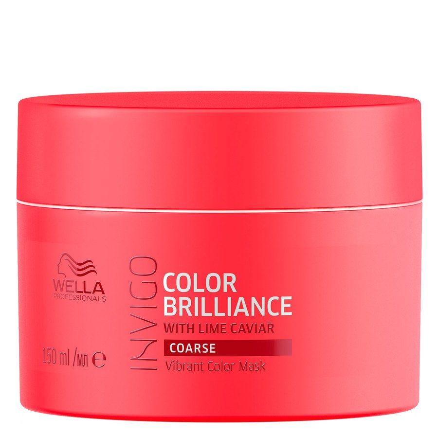 Wella Professionals Brilliance Invigo Color Mask Coarse 150ml