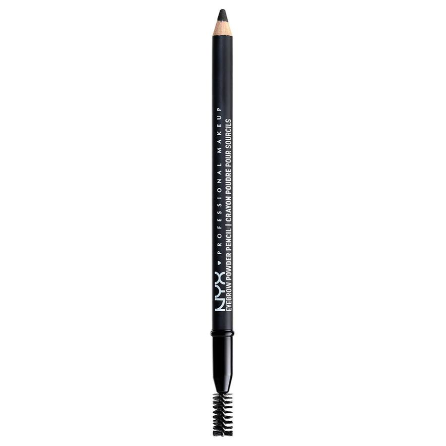 NYX Professional Makeup Eyebrow Powder Pencil, Black EPP09 (1,4 g)