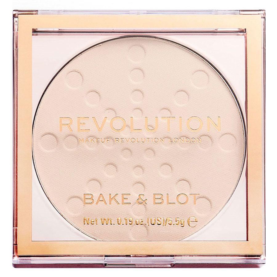 Makeup Revolution Bake and Blot, Translucent (5,5 g)